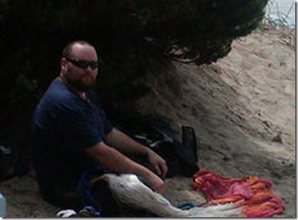 Butthead beach