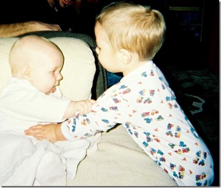 Caleb and Tessa