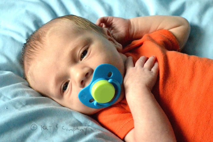 Aidan newborn